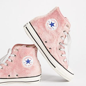 Converse Chuck Taylor All Star High Sherpa Sneaker